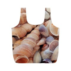 Sea Shells Reusable Bag (M)