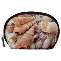 Sea Shells Accessory Pouch (Large)