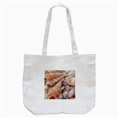 Sea Shells Tote Bag (White)