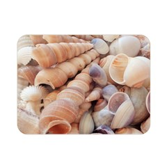 Sea Shells Double Sided Flano Blanket (Mini)