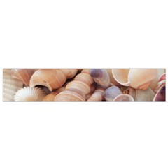 Sea Shells Flano Scarf (Small)