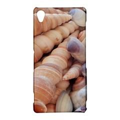 Sea Shells Sony Xperia Z3 Hardshell Case