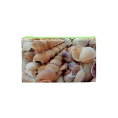 Sea Shells Cosmetic Bag (XS)