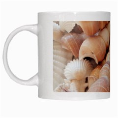 Sea Shells White Coffee Mug