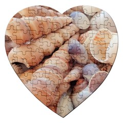 Sea Shells Jigsaw Puzzle (heart)