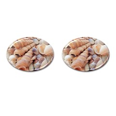 Sea Shells Cufflinks (Oval)