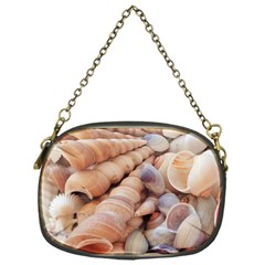 Sea Shells Chain Purse (one Side)