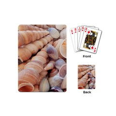 Sea Shells Playing Cards (Mini)