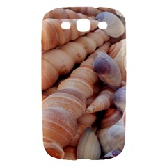 Sea Shells Samsung Galaxy S III Hardshell Case