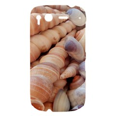 Sea Shells HTC Desire S Hardshell Case