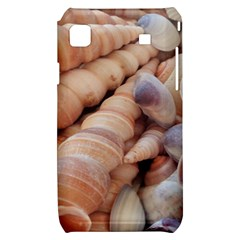 Sea Shells Samsung Galaxy S i9000 Hardshell Case