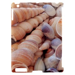 Sea Shells Apple iPad 2 Hardshell Case (Compatible with Smart Cover)