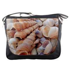 Sea Shells Messenger Bag