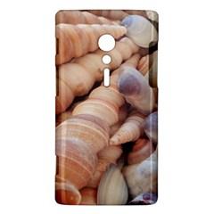 Sea Shells Sony Xperia ion Hardshell Case