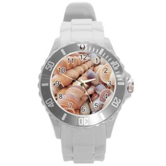 Sea Shells Plastic Sport Watch (Large)