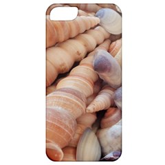Sea Shells Apple Iphone 5 Classic Hardshell Case