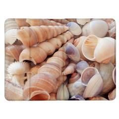 Sea Shells Kindle Fire (1st Gen) Flip Case