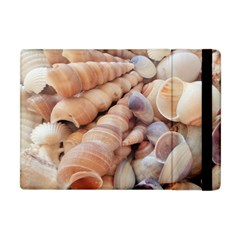 Sea Shells Apple iPad Mini Flip Case
