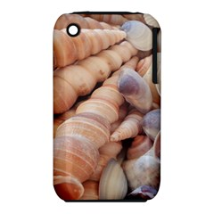 Sea Shells Apple iPhone 3G/3GS Hardshell Case (PC+Silicone)