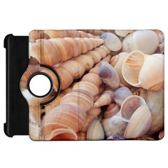 Sea Shells Kindle Fire HD Flip 360 Case