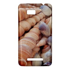 Sea Shells HTC One SU T528W Hardshell Case
