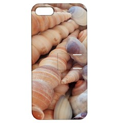 Sea Shells Apple iPhone 5 Hardshell Case with Stand