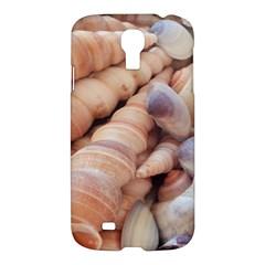 Sea Shells Samsung Galaxy S4 I9500/I9505 Hardshell Case