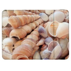 Sea Shells Samsung Galaxy Tab 7  P1000 Flip Case
