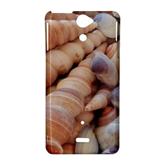 Sea Shells Sony Xperia V Hardshell Case