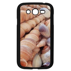 Sea Shells Samsung Galaxy Grand DUOS I9082 Case (Black)
