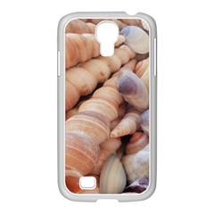 Sea Shells Samsung Galaxy S4 I9500/ I9505 Case (white)