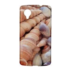 Sea Shells Google Nexus 5 Hardshell Case