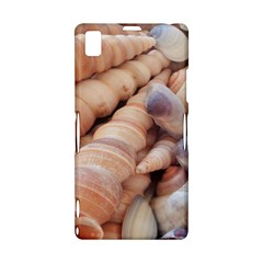 Sea Shells Sony Xperia Z1 L39H Hardshell Case