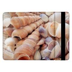 Sea Shells Samsung Galaxy Tab Pro 12 2  Flip Case