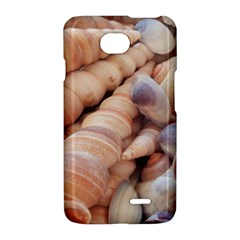 Sea Shells LG Optimus L70 Hardshell Case