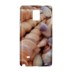 Sea Shells Samsung Galaxy Note 4 Hardshell Case