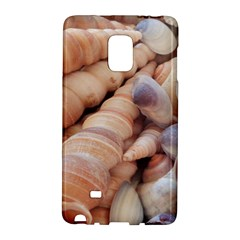 Sea Shells Samsung Galaxy Note Edge Hardshell Case