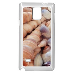 Sea Shells Samsung Galaxy Note 4 Case (White)