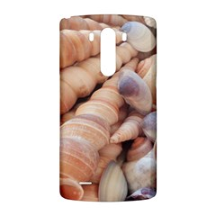 Sea Shells LG G3 Back Case