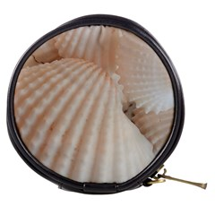 Sunny White Seashells Mini Makeup Case