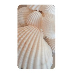Sunny White Seashells Memory Card Reader (Rectangular)
