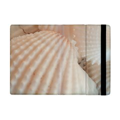 Sunny White Seashells Apple iPad Mini Flip Case