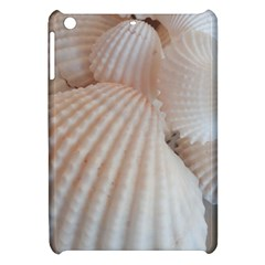 Sunny White Seashells Apple iPad Mini Hardshell Case