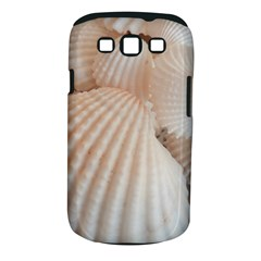 Sunny White Seashells Samsung Galaxy S III Classic Hardshell Case (PC+Silicone)
