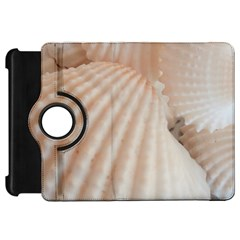 Sunny White Seashells Kindle Fire Hd Flip 360 Case