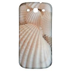 Sunny White Seashells Samsung Galaxy S3 S Iii Classic Hardshell Back Case