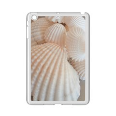 Sunny White Seashells Apple iPad Mini 2 Case (White)