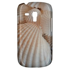 Sunny White Seashells Samsung Galaxy S3 Mini I8190 Hardshell Case
