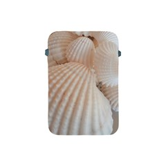 Sunny White Seashells Apple iPad Mini Protective Sleeve