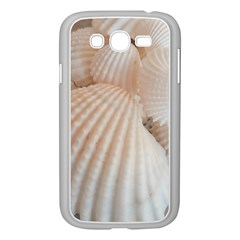 Sunny White Seashells Samsung Galaxy Grand Duos I9082 Case (white)